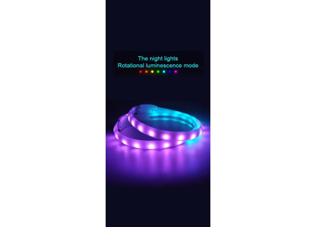 Favary RGB Light Pet Halskette - Das beste Hunde- oder Katzenhalsband