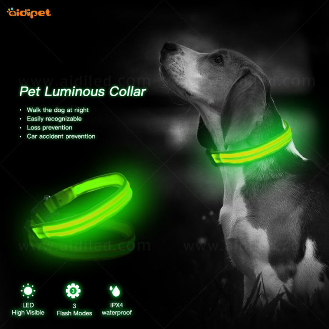 Wholesale Pet Dog collar Personalized Free sample pet dog collar accessories for dogs