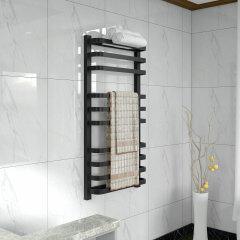 EVIA Bathroom Black Oxidized Aluminum Electric Towel Dryer