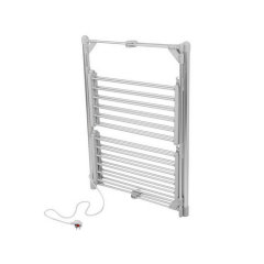 EVIA Household 2 Tiers Portable Folding Electric Clothes Dryer Rack