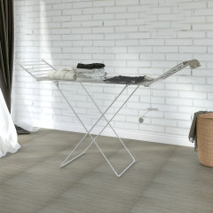 EVIA Aluminum Portable Folding Electric Clothes Dryer Rack