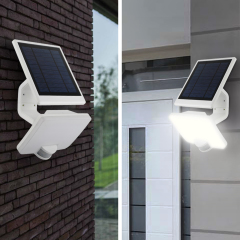 2021 new solar energy system 8W led lights outdoor flood lights