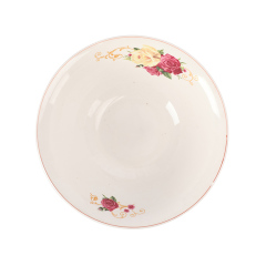 """Hot Sale 10"""" Porcelain Bowl Decal Ceramic Dinnerware For Rice And Soup"""