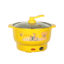 20CM High Quality Cute Kitchen Appliance Electric Caldron/Skillets with Steamer