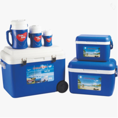 New Designed 6 PCS Set Ice Storage Containers With Insulation Function