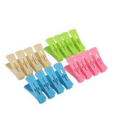 Hot Sale Customized Plastic Laundry Soft Grip Hanger Plastic Clothes Pegs