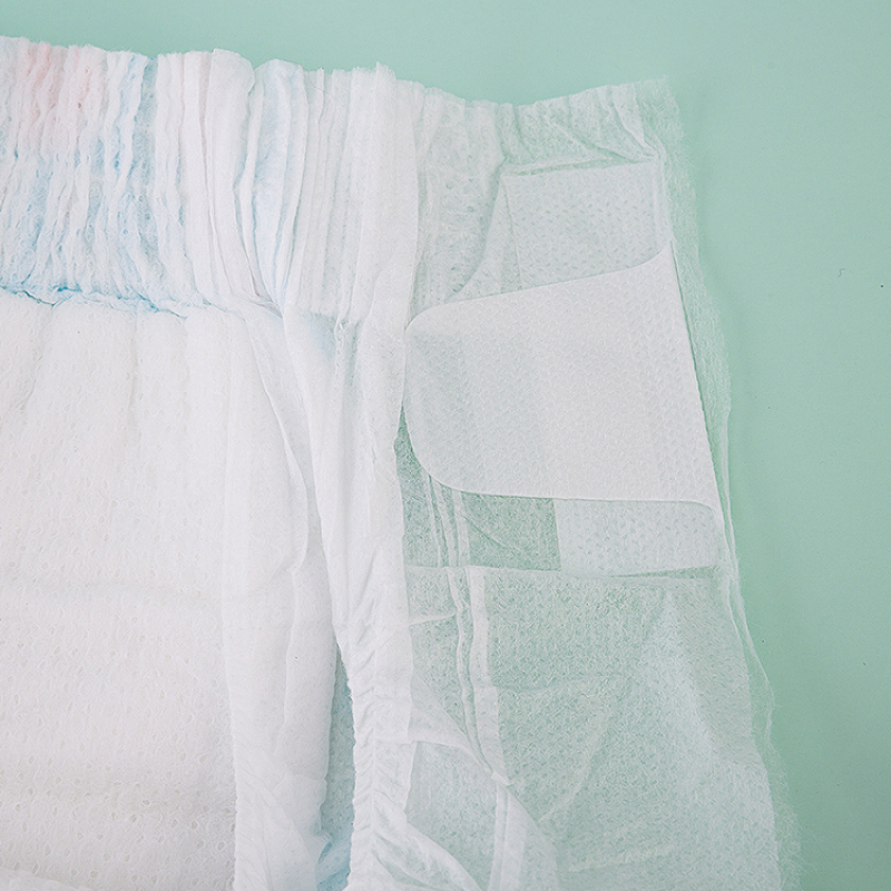 Wholesale Economic Disposable B Grade Baby Diaper in Bulk Super Absorption