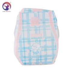 Wholesale Economic Disposable B Grade Baby Diaper in Bulk Super Absorption