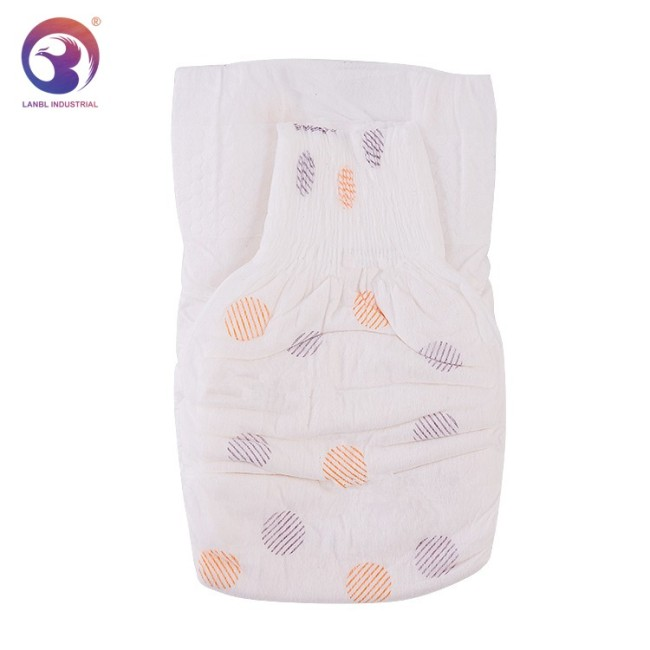 Hot Sale Cheap Price Comfortable Waistband Disposable B Grade Diapers Baby