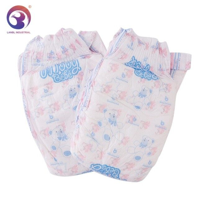Hot Sale Good Price Comfortable and Breathable Baby Diaper B Grade for New Born Baby