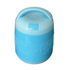 Colorful Portable Stainless Steel Vaccuum Thermos Insulated Lunch Box