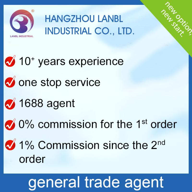 China 1688 Sourcing Agent Professional Product Purchasing Agency General Trade Agent