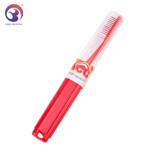 Factory Price High Quality Home Travel Hotel Soft Adult Plastic Toothbrush