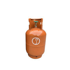 High Quality Home Cooking Steel Bottles 12.5kg LPG Gas Cylinder