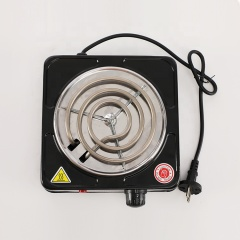 Hot Sale 1500W Single Burner Electric Stove Coil Hotplate for Home&Hotel