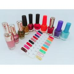 Long Lasting 36 Colors Professional Nail Art Soak Off Gel Nail Polish Set