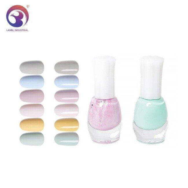 Nail Polish 2019 OEM Non Toxic Nail Polish China Wholesale Nail Polish Set