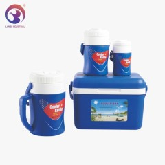 New Designed 4 PCS Set Ice Storage Containers With Insulation Function