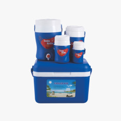New Designed 5 PCS Set Ice Storage Containers With Insulation Function