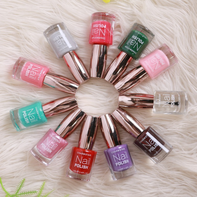 Professional Factory Good Quality Multicolor Natural Organic Gel Nail Polish