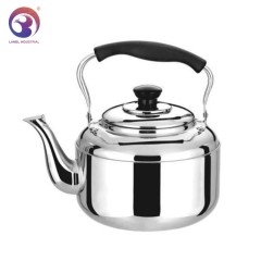 Stainless Steel 201 Kettle Camping Water Kettle Tea Pot With Filterwater Pot