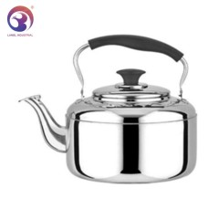 Stainless Steel 410 Kettle Camping Water Kettle Tea Pot With Filterwater Pot