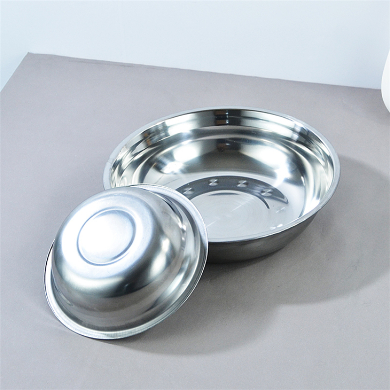 Wholesale Cheap Stainless Steel Salad Bowls With High Quality