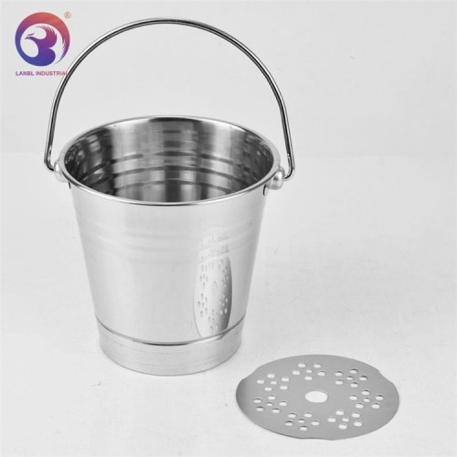Wholesale Custom Insulated Stainless Steel Ice Bucket for Cool