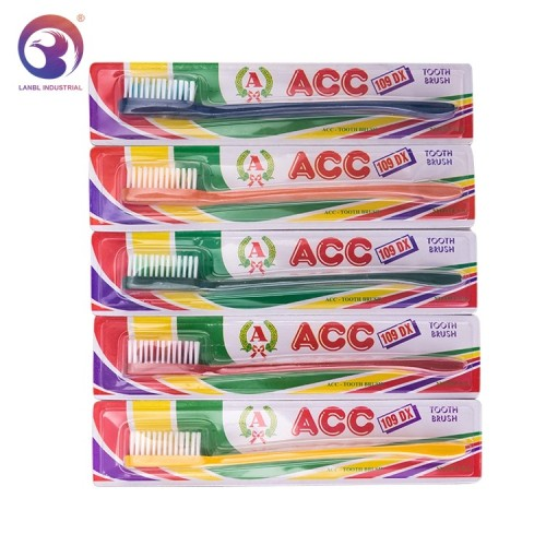 Wholesale Custom Logo OEM Cheap Home Travel Hotel Plastic Toothbrush