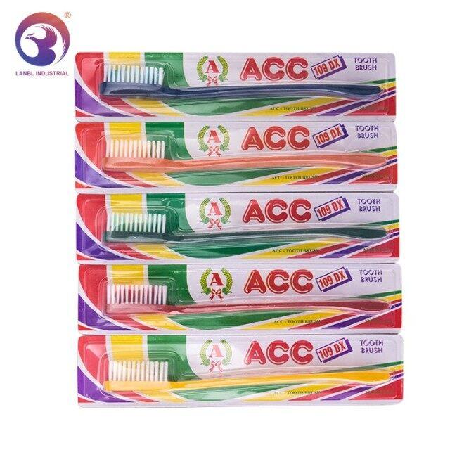 Wholesale Custom Logo OEM Cheap Home Travel Hotel Plastic Toothbrush