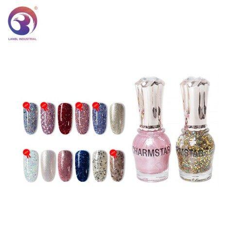Wholesale Custom Private Label 15ml Multicolor Gel Nail Polish for Art Salon