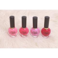 Wholesale Professional OEM Soak Off UV Gel Nail Polish Set with Free Samples