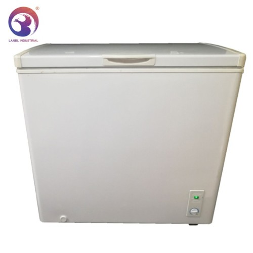 Wholesale Top Open 7Cuft Deep Chest Freezer with Lock and Light