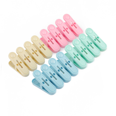 New Design Good Quality Hold Laundry Hanger Plastic Clothes Pegs in Stock