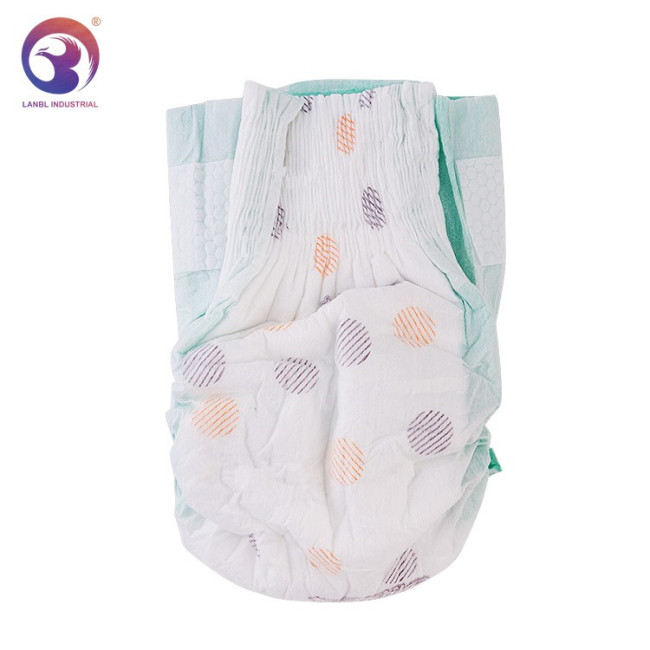 Softcare Disposable  Baby Cotton Diaper for New Born Baby Gold Supplier