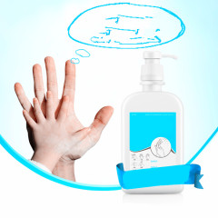 Portable Antibacterial 99.9% Efficient 75% Alcohol Hand Sanitizer Gel 50ML
