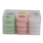 Wholesale Non-toxic Flower Scented Nail Polish Remover Pad
