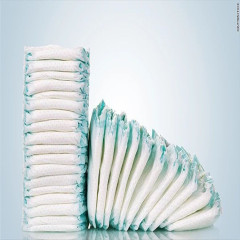 Hot Sale High Quality Low Price Disposable B Grade Baby Diaper Manufacturer in China