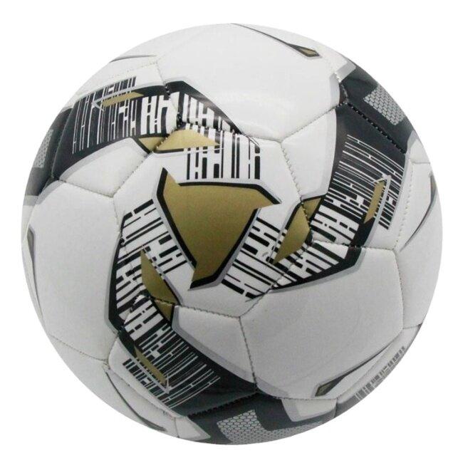 Customized Size 5 Professional Football Soccer Ball Outdoor Train EVA
