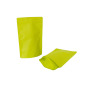 Retail Aluminum Foil Snacks Packing Reuseable Zipper Bags Digital Print Stand Up Pouch Package Bag