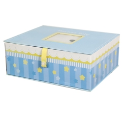 Hot Sale Clothing Package Box Corrugated Cardboard Gift Box