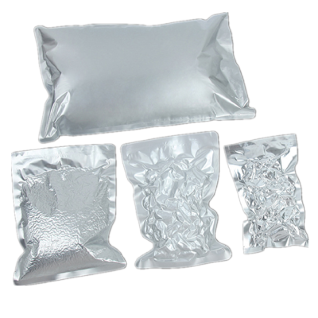 Well Sealing Aluminum Food Bag Aluminum Pouch Bags for Beans