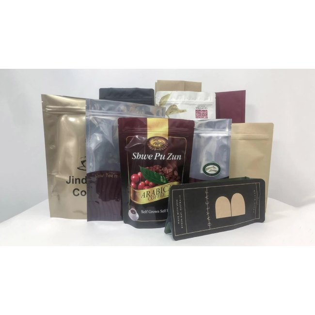 Food Kraft Bag Food Paper Bags with Your Own Logo