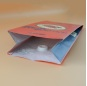 Compostable Coffee Bean Flour Packaging Side Gusset  Kraft Paper Bag Coffee Bags with Valve