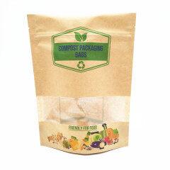 Biodegradable Zip Bag Biodegradable Paper Bags Compostable Bags