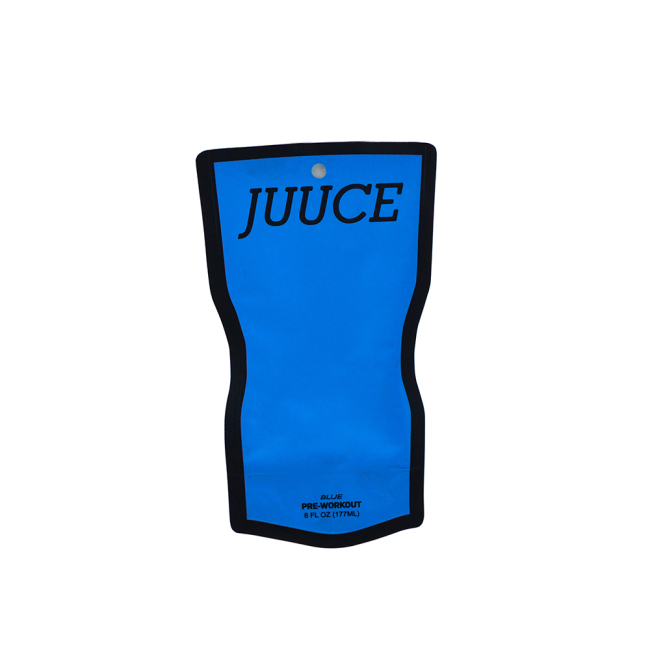 Cheap Stand Up Pouch Waterproof Plastic Packaging  for  Liquid Fruit Juice Jelly Food