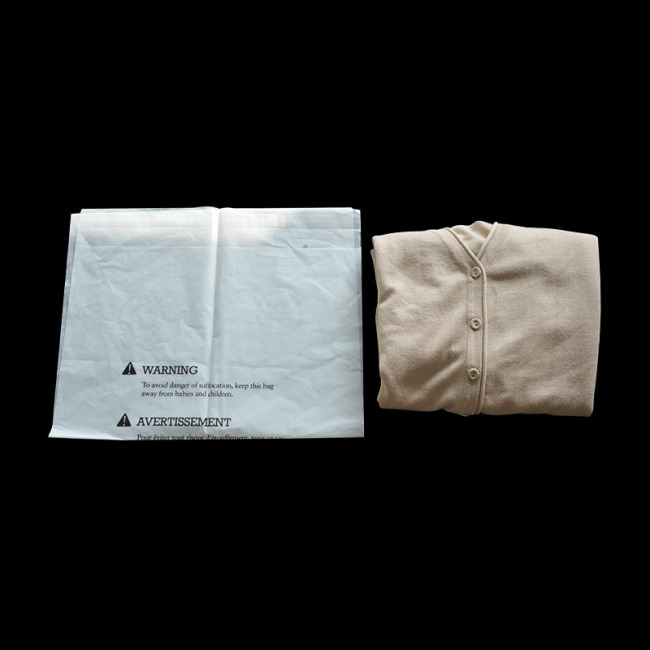 Manufacturer Self Sealing Plastic Poly Mailers  Biodegradable Plastic Clothes Packaging Bags