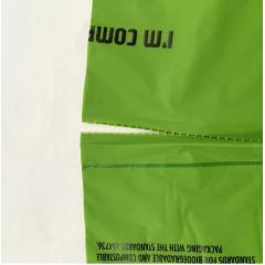 Wholesale Compostable Eco Friendly Colored  Biodegradable Plastic Trash Bags /pet poop/dog waste  bag on Roll