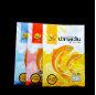 Easy to Open Custom Plastic Bag OEM Logo Printing Snack Bag Fish Foods Packaging