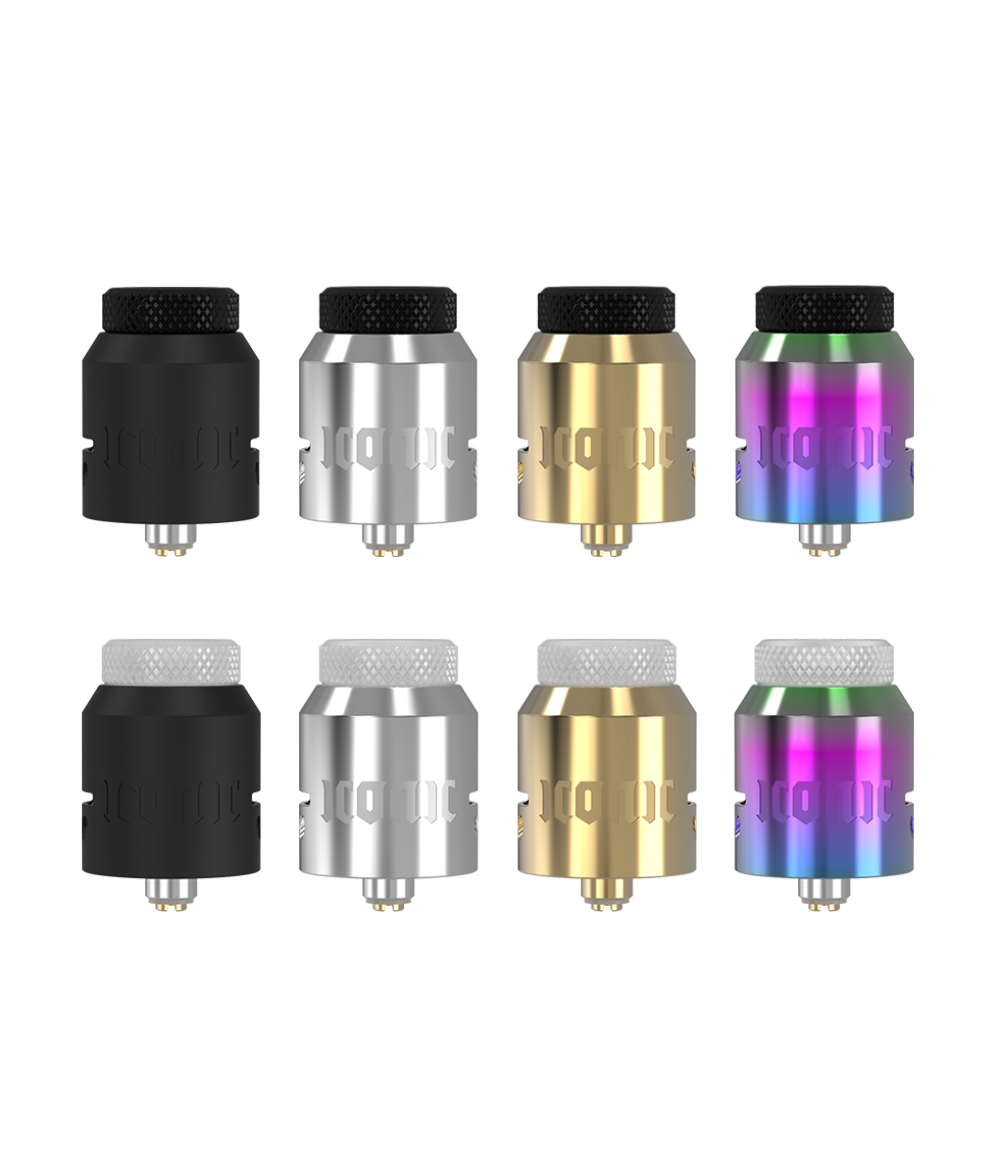 Iconic RDA by Vandyvape